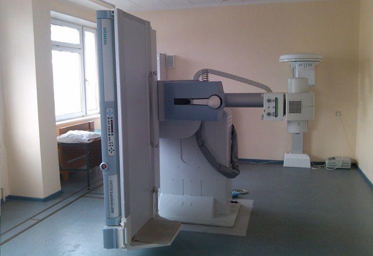 Контроль эксплуатационных параметров рентгеновского оборудования