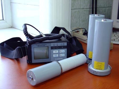 Радиационный контроль помещений